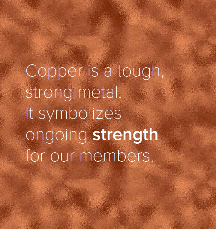 Copper Is